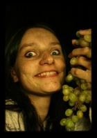 Tutti-Frutti-& now....Grapes !