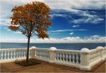 Осенняя набережная.