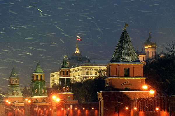 From Moscow with Snow
