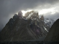 Great Trango Tower, Пакистан