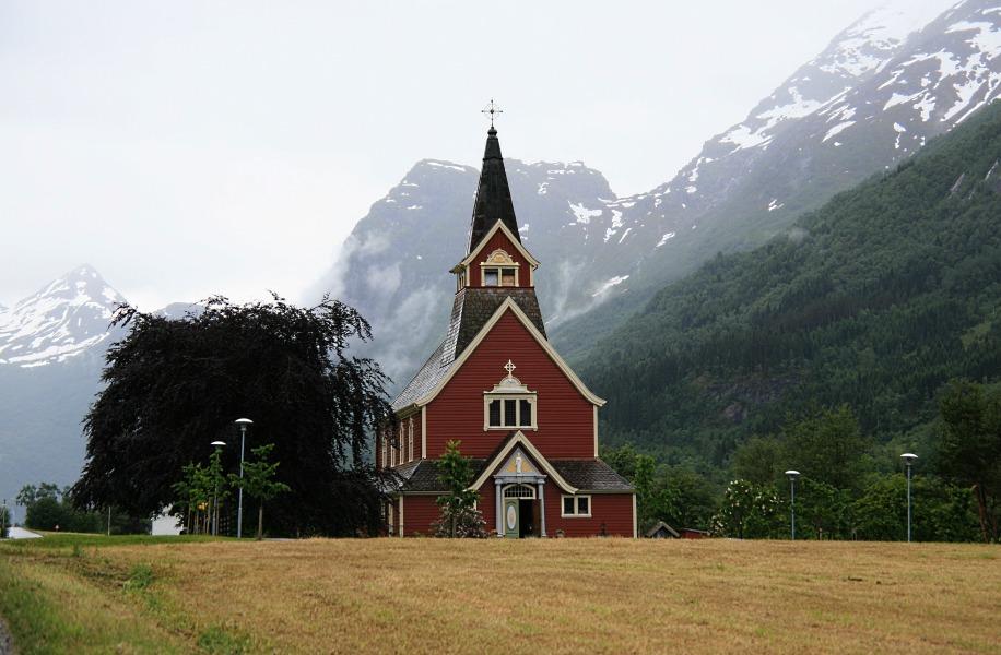 религия норвегии фото