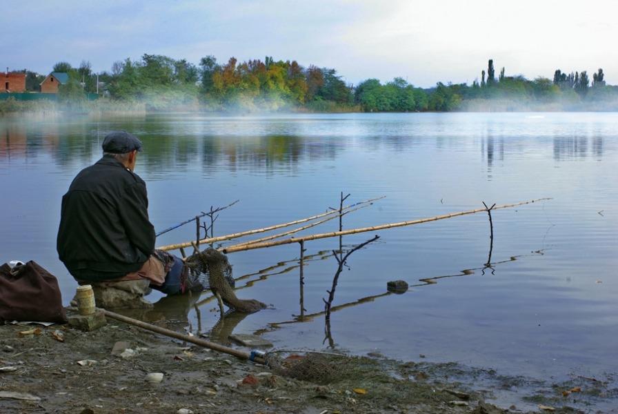 где клюет сайт для настоящих рыбаков калининградской области