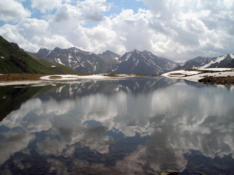 Пятиозерье. Исток Ацгары
