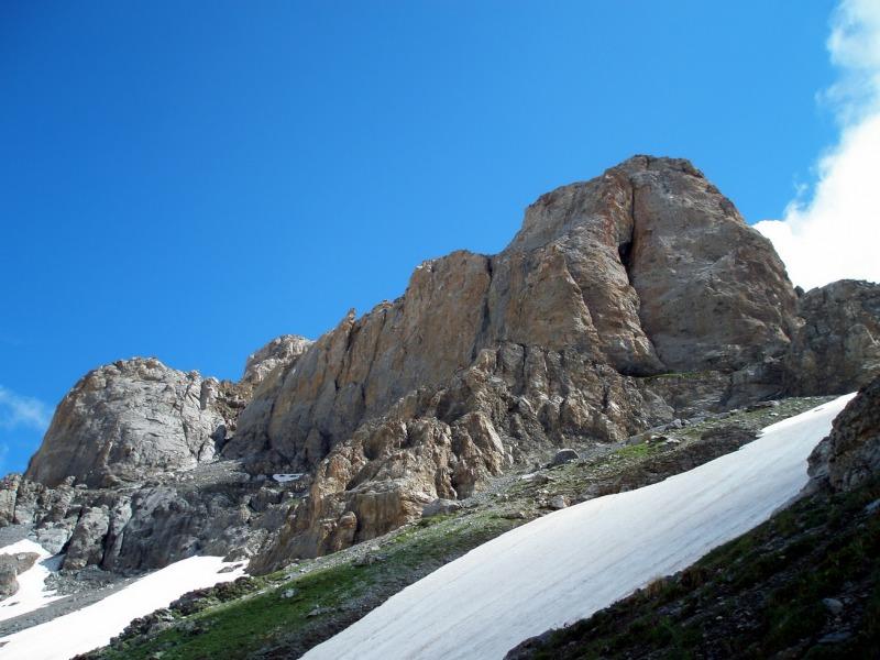 Гора Седая