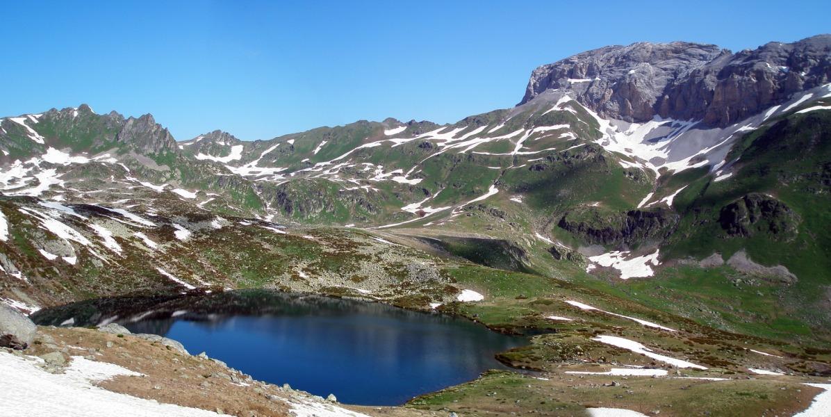 Пятиозерье. Большое озеро
