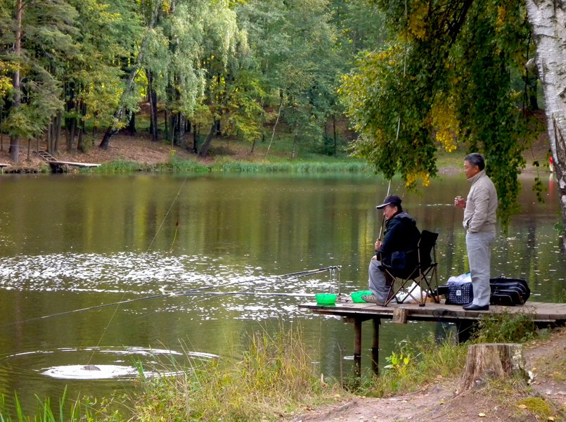 река новинка рыбалка