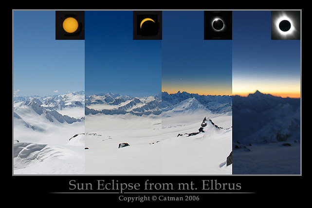 Sun Eclips 06 (Elbrus)